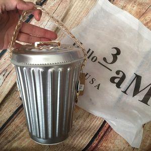Handbags - Trash Can Purse